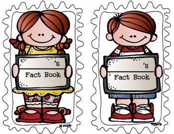 Common Core Math Fact Book