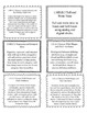 Common Core Math First Grade Labels