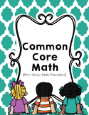 Common Core Math {First Grade Printables}