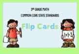 Common Core Math Flip Cards