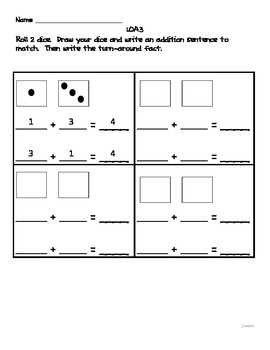 Common Core Math Games: 1st Grade: Operations and Algebraic Thinking