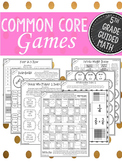 Common Core Math Games: Fifth Grade 47 Games!