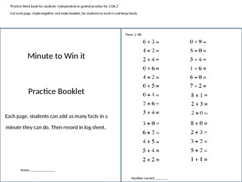 Common Core Math Grade 2 OA. 2