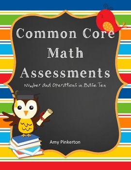 Common Core Math Worksheets Grade 4 (Number and Operations in Base Ten) 4.NBT
