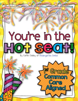 Common Core Math Hot Seats (First Grade)