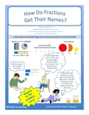 Common Core Math - How Do Fractions Get Their Names?