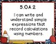 Common Core Math I Can Posters