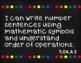 Common Core Math I Can Statements for 5th Grade