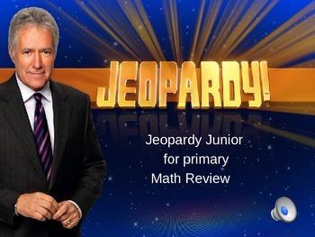Common Core Math Jeopardy Junior