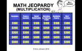 Common Core Math Jeopardy (With Videos) - Multiplication