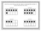 Common Core NO PREP Math Journal: First Grade Representing Numbers CCSS NBT.1