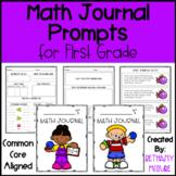 #springsavings Common Core Math Journal for First Grade -