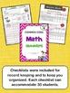Common Core Math Assessments (Kinder)