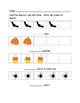 Halloween Math - Kindergarten - Numbers 1 to 5