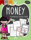 Money - Common Core math unit