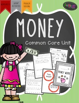 Money - Common Core math unit