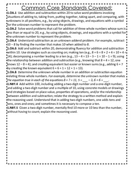 Common Core Math: May Problem of the Day