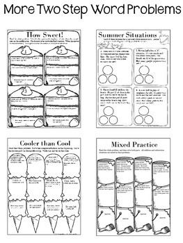 Common Core Math Activities for 2nd Grade