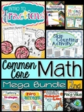 Common Core Math Activities Bundle for 2nd Grade