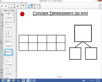 1st Grade Common Core Math Module 1 Topic A Lessons