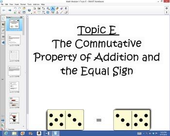 1st Grade Common Core Math Module 1 Topic E lessons