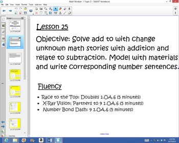 1st Grade Common Core Math Module 1 Topic G Lessons