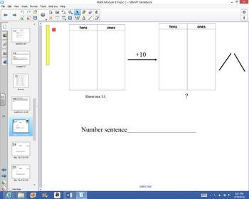1st Grade Common Core Math Module 4 Topic C Lessons