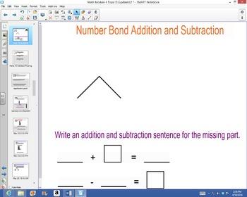 1st Grade Common Core Math Module 4 Topic D Lessons