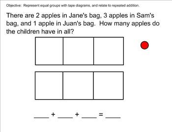 Common Core Math Module 6 Second Grade Lesson 2