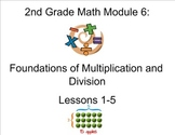 Common Core Math Module 6 Second Grade Engage Lessons 1-5