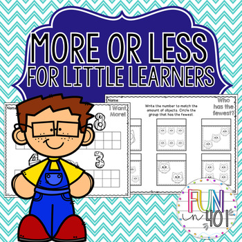 Common Core Math : More or Less