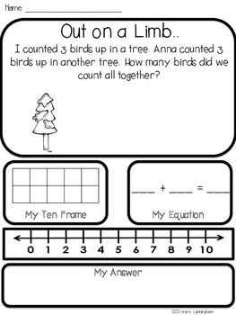 Common Core Math Mysteries Winter