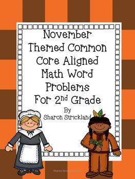 Grade 2 math word problems common core