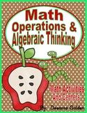Common Core Math- Operations and Algebraic Thinking