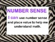 Common Core Math Posters (Zebra Borders)