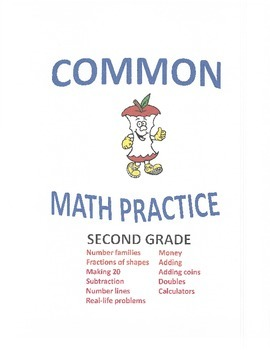 Common Core Math Practice - 2nd Grade