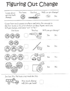 Common Core Math Practice - First Grade