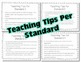 Common Core Math Practice Standards Toolkit {Posters, Tips Questions}