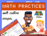 Common Core Math Practices (Cultured Images)