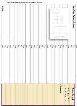 Common Core Math Practices Flipbook