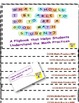 Common Core Math Practices Flipbook for K-1st grade