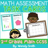 Common Core Math Pre-Assessment for 3rd Grade