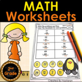 Math Worksheets Second Grade