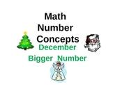 Common Core Math Quantity Discrimination