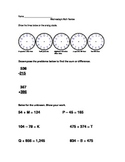 Common Core Math Review