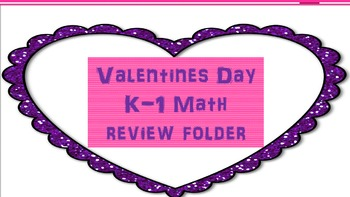 Common Core Math Review K-1