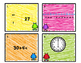 1st Grade Common Core Math Scoots (Task Cards)