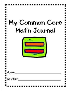 Common Core Math Rotation Cards & Vocabulary Grade 1