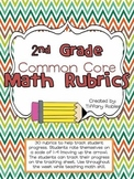 Common Core Math Rubrics: Tracking Student Progress