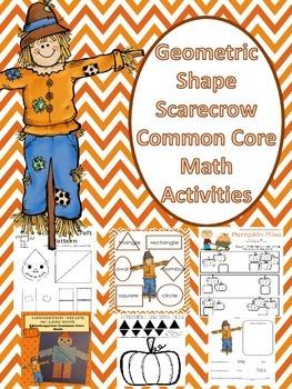 Scarecrow Craft and Activities